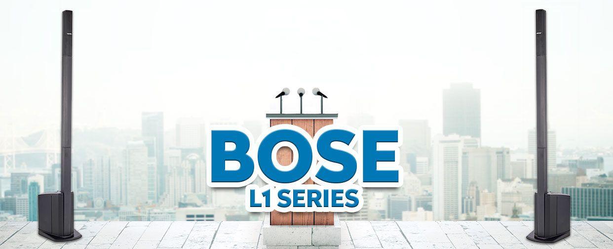 Bose L1 series