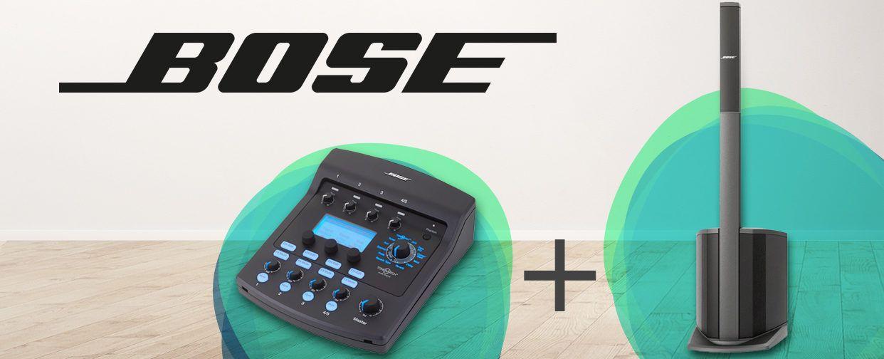 Bose L1 Compact Bundles