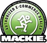 Mackie authorized dealer